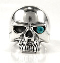 Keith Richards Skull Ring